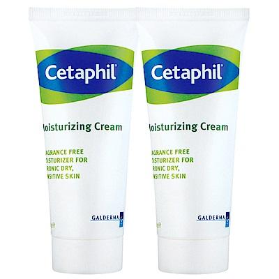 Cetaphil舒特膚 長效潤膚霜100g(2入短效出清)