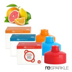 澳洲reSPARKLE 綠思寶-清潔劑補充蓋-3入-嬰幼兒玩具+浴室玻璃+廚房