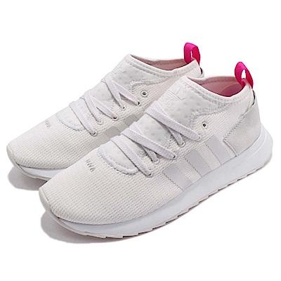 adidas 休閒鞋 FLB Mid W 襪套 女鞋