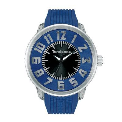 Tendence 天勢錶 Flash閃光系列-藍/50mm