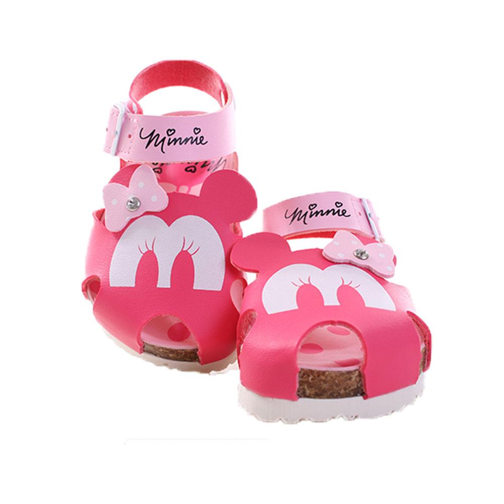女童台灣製米妮寶寶涼鞋 sh9651