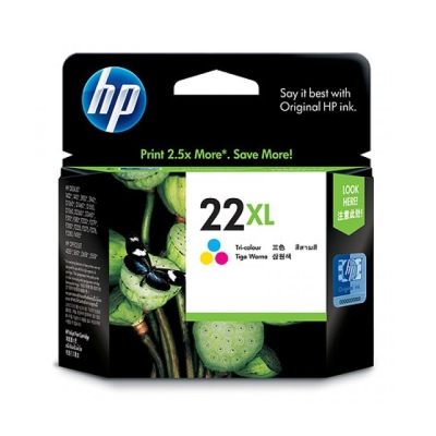 HP C9352CA NO.22XL原廠彩色墨匣