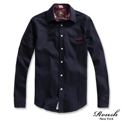 ROUSH 基本款高磅數牛津布襯衫 (5色)