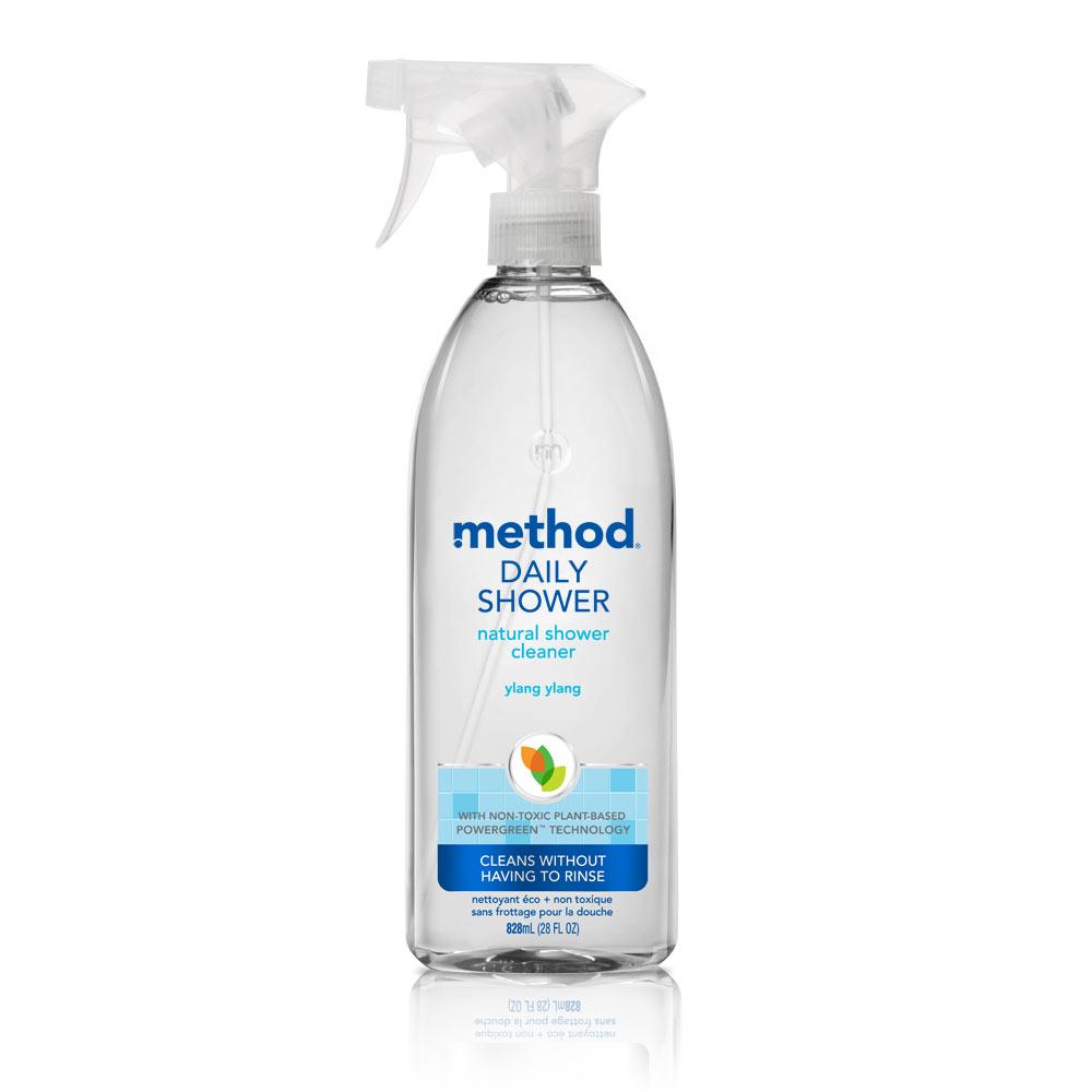 Method 美則 浴室每日天然清潔劑-依蘭依蘭828ml