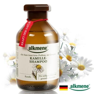德國alkmene草本耀典洋甘菊閃亮洗髮露250ml(染燙護色適用)