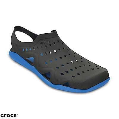 Crocs 卡駱馳 (男鞋) 男士激浪涉水鞋 203963-08U