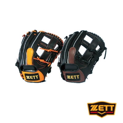 ZETT 5700系列棒壘手套 野手通用 BPGT-5715