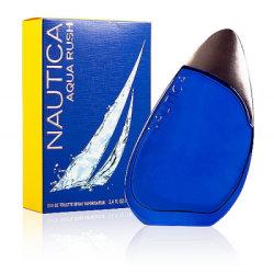 Nautica Aqua Rush 銀色衝浪淡香水100ml
