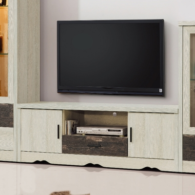 Boden-菲爾4尺電視櫃/長櫃(兩色可選)-120x39x51cm