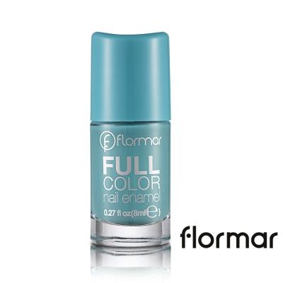 法國 Flormar - 沐浴巴黎系列玩色指甲油(FC25烏托邦理想國)