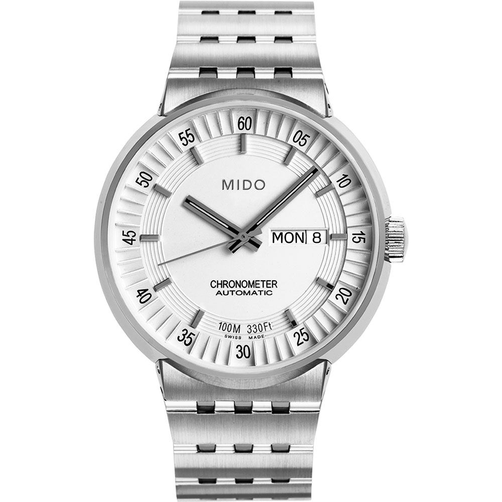 MIDO All Dial 羅馬競技場天文台機械腕錶-42mm