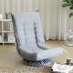 EASY HOME 360度旋轉多段和室椅-淺灰色 (58x63x91cm) product thumbnail 1