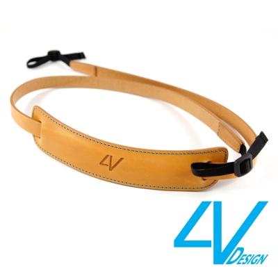 4V CLASSIC MEDIUM系列相機背帶CL-VV2530-BM-自然/青...