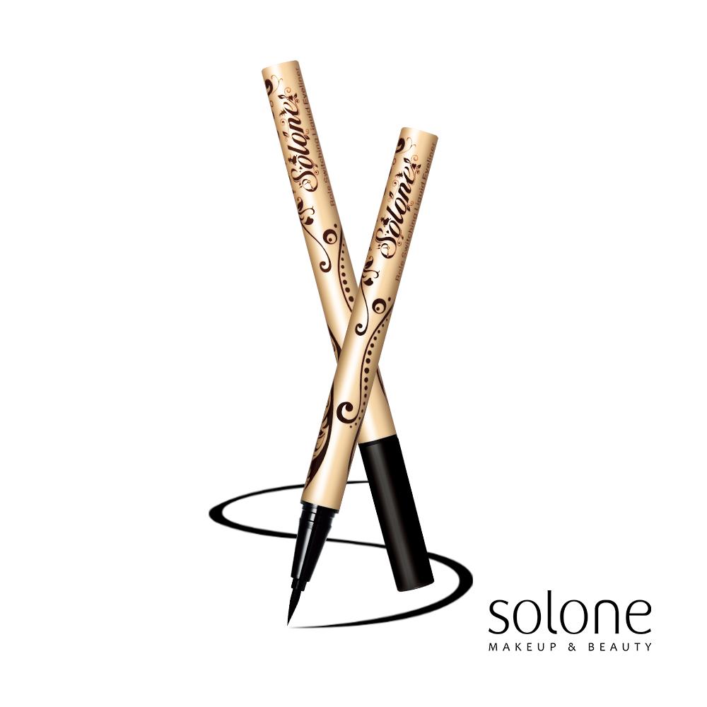 Solone 恣意變身眼線液筆(進化升級版)