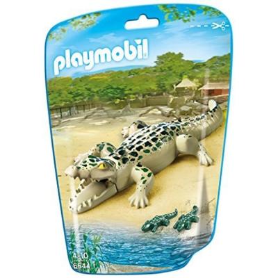 playmobil-可愛鱷魚