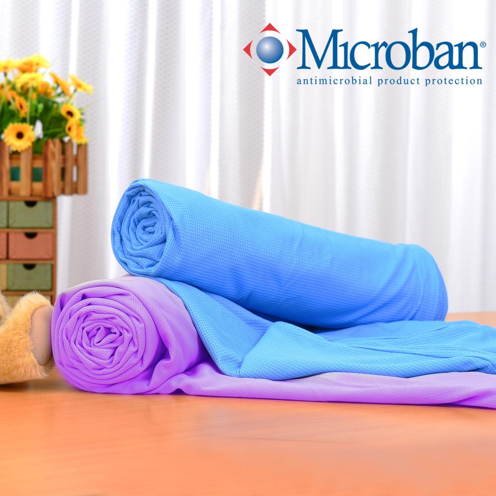 LooCa 美國抗菌3-6cm薄床墊布套-拉鍊式(單人3尺)