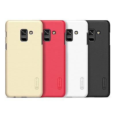 NILLKIN SAMSUNG Galaxy A8(2018) 護盾保護殼