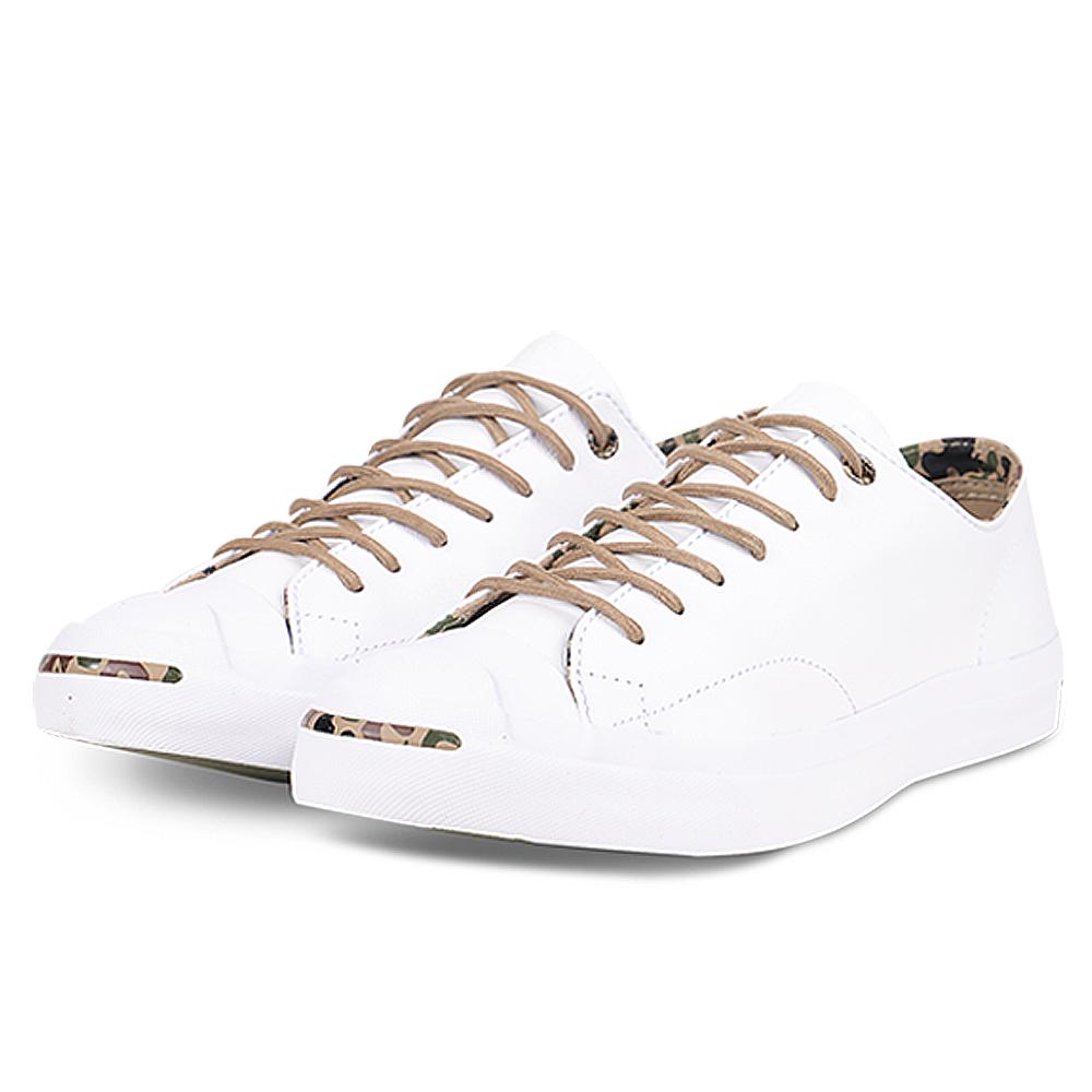 CONVERSE- 男休閒鞋160214C-白