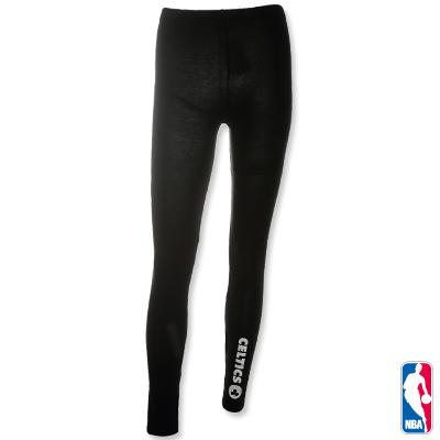 NBA-波士頓塞爾提克隊百搭內搭褲-黑(女)