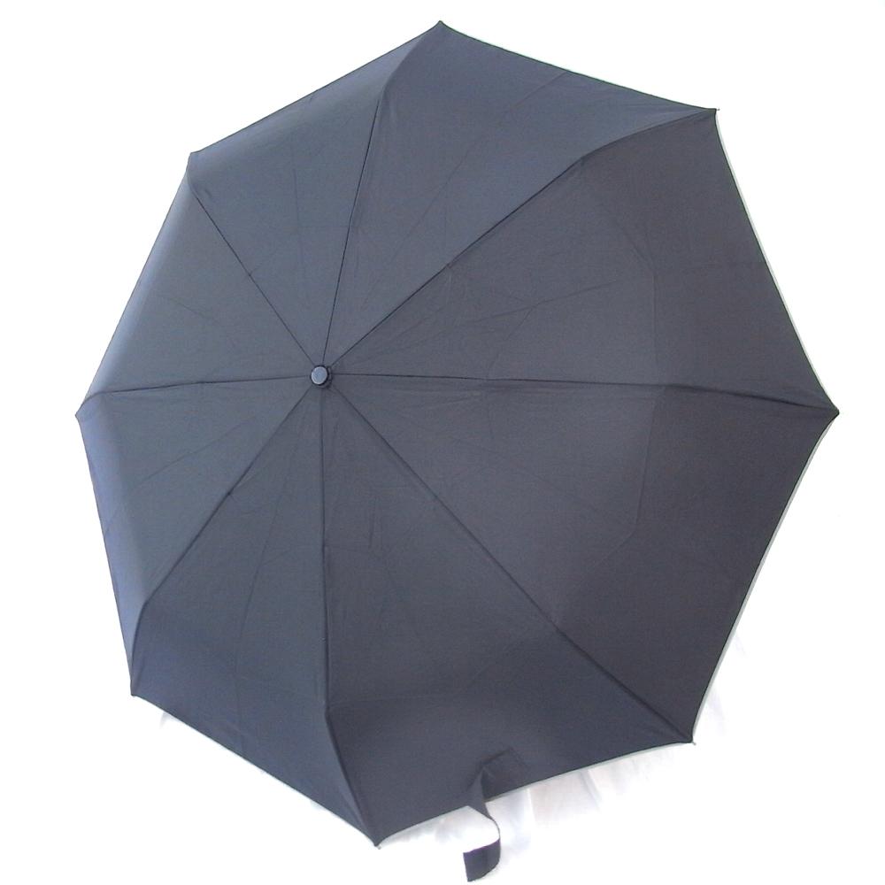 (均一價)【好傘王】自動傘系_日系型男傘(黑色)
