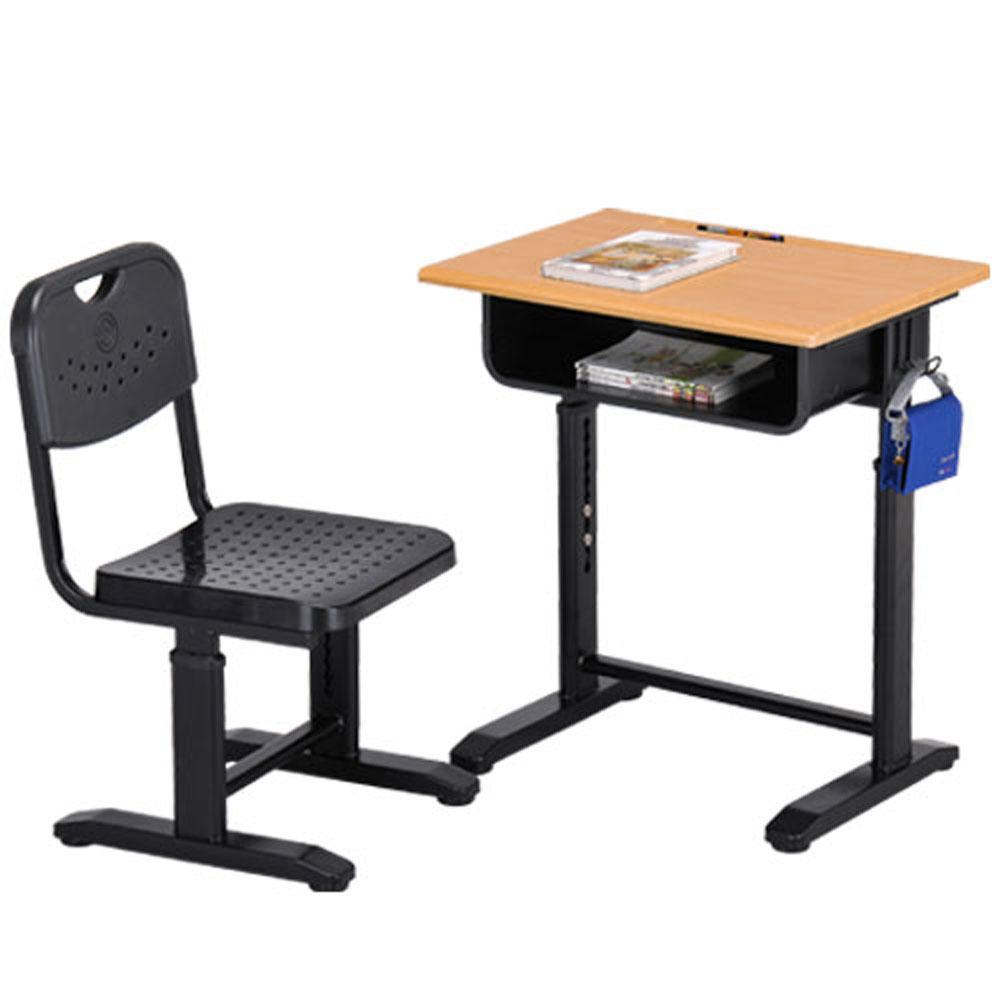 Design 兒童成長學習課桌椅(二色)