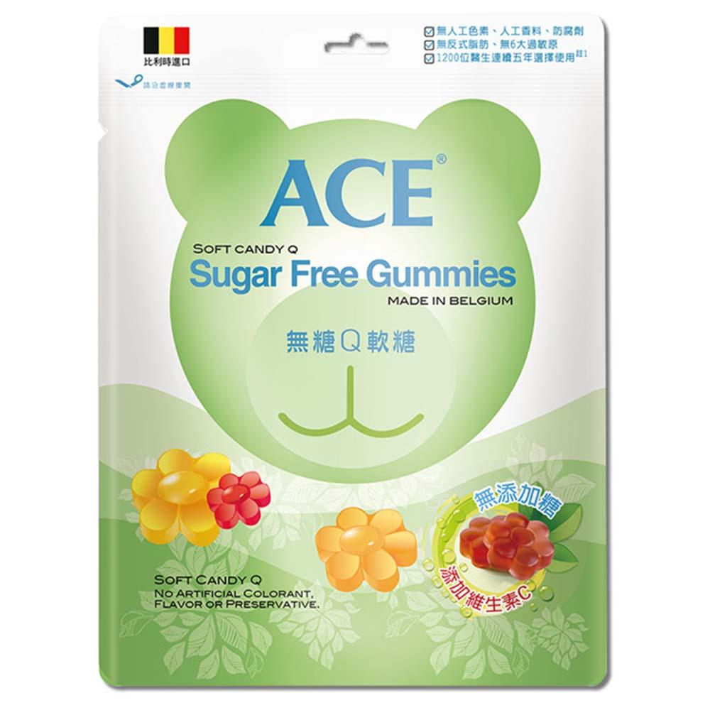 ACE Q軟糖量販包 240g (共3款)