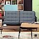 漢妮Hampton布里安休閒沙發雙人椅 product thumbnail 1