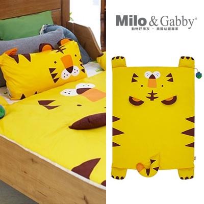 棉被-Milo&Gabby 動物好朋友-立體造型暖暖蓋被 (TOM小虎)