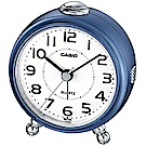 CASIO 經典輕巧桌上型指針鬧鐘-藍(TQ-149-2)