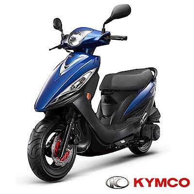 (無卡分期-18期)KYMCO光陽機車 GP-125 碟煞(2018年新車)-六期環保