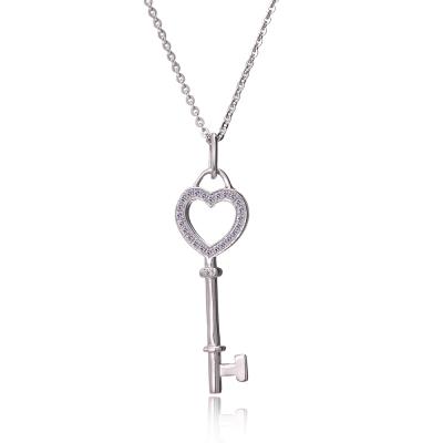 YUME 愛戀之鑰項鍊