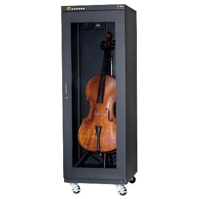 防潮家 大提琴專用電子防潮箱D-600AV