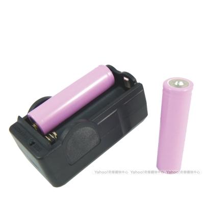三星原廠18650 專業手電筒高品質高容量鋰電池組