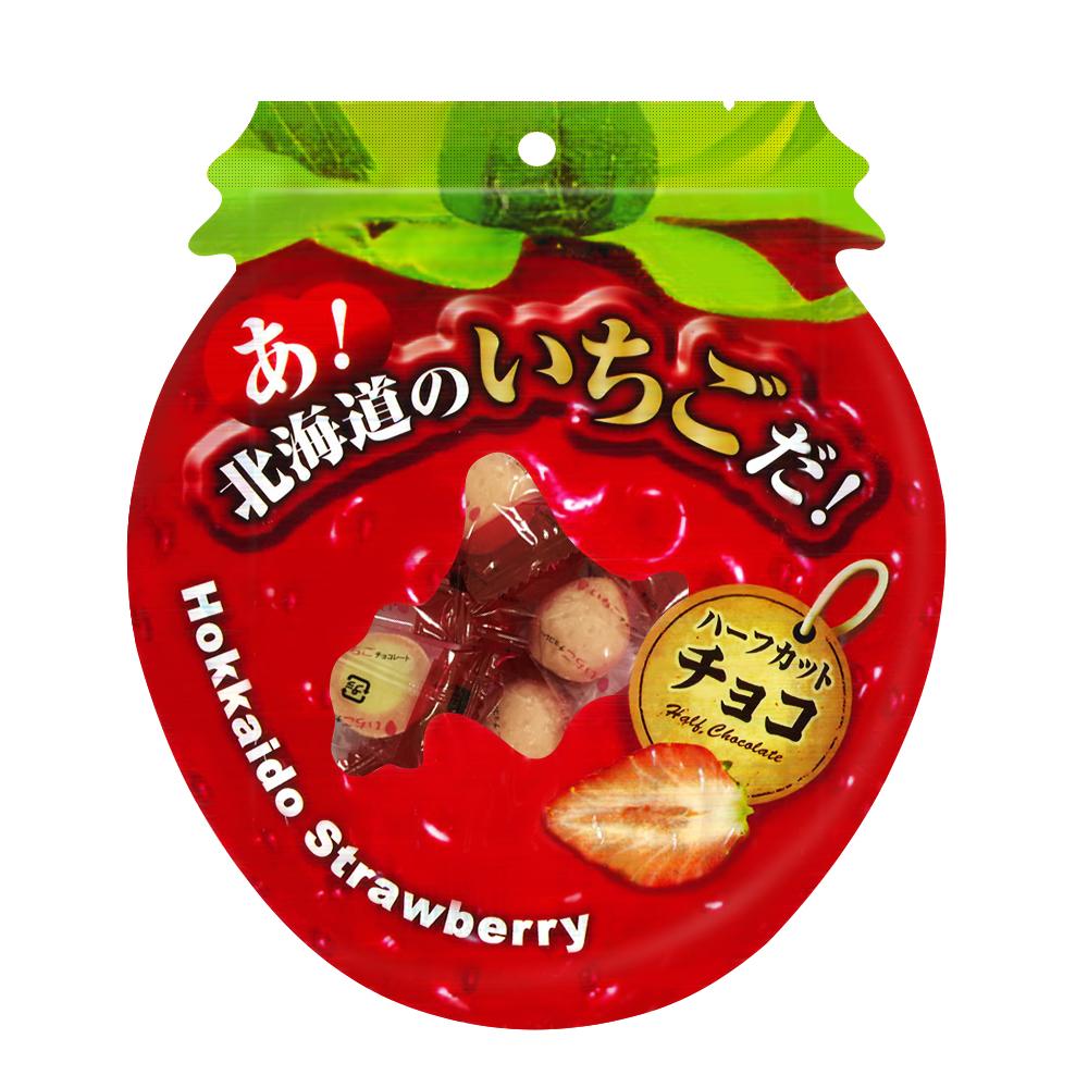 (活動)札幌北海道 草莓巧克力(65g)