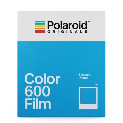 Polaroid Color Film for 600 彩色底片(白框)/2盒