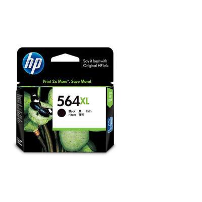 HP CN684WA NO.564XL 原廠黑色墨水匣