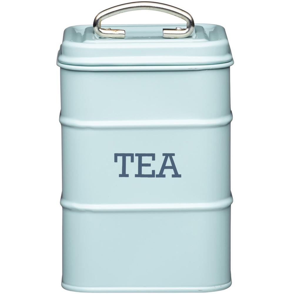 KitchenCraft 復古茶葉收納罐(藍)