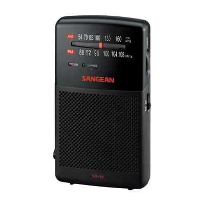 SANGEAN  SR35 二波段 掌上型收音機