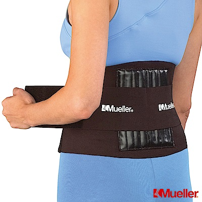 MUELLER慕樂 腰部護具 黑色(MUA4581)