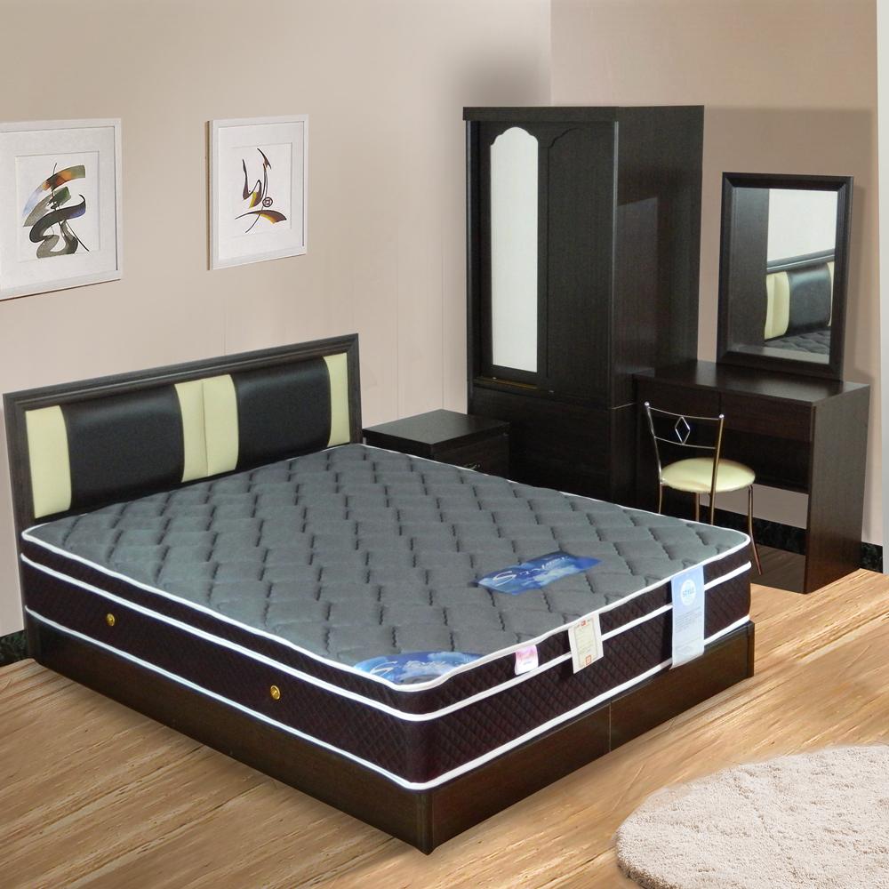 時尚屋 STYLE 絲黛特3D立體透氣3尺單人獨立筒床墊