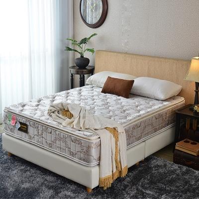 MG珍寶-四線Cool涼感-護邊蜂巢獨立筒床墊-雙人5尺