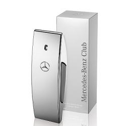 Mercedes Benz Club 銀色風潮淡香水 100ml