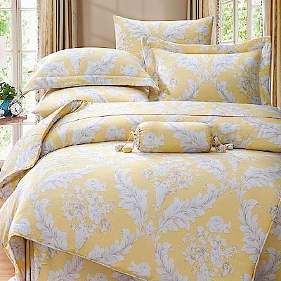 Saint Rose 夏之妍 加大100%純天絲兩用被套床包四件組