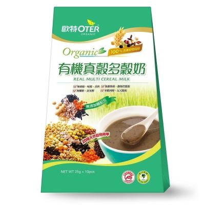歐特 有機真穀多穀奶(25gx10包)