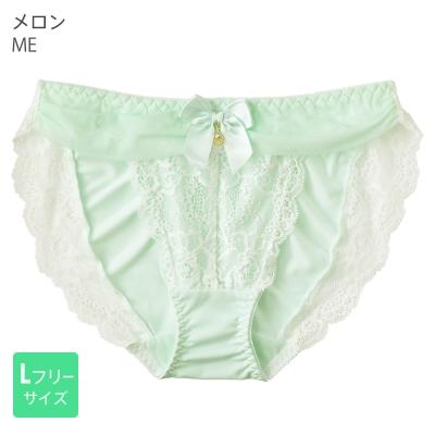 aimerfeel-淑女透視奢華內褲-淺綠色