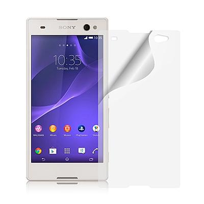 魔力 Sony Xperia C3 霧面防眩螢幕保護貼