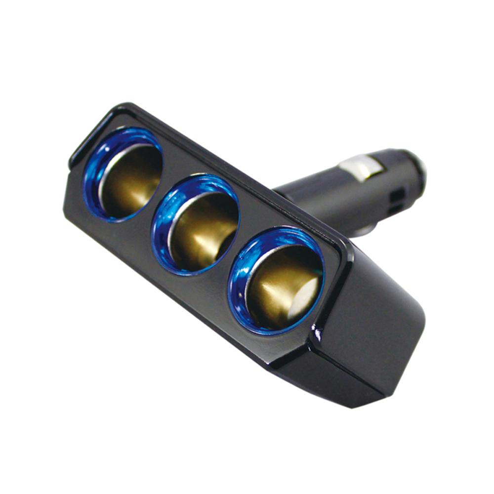 YAC可90度調整LED冷光三孔插座( PZ-737)-急速配