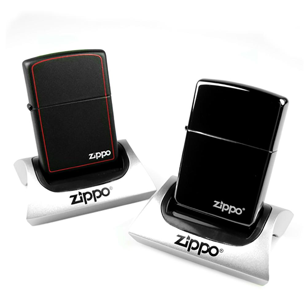 【ZIPPO】打火機展示座~磁鐵吸附(一組兩入)