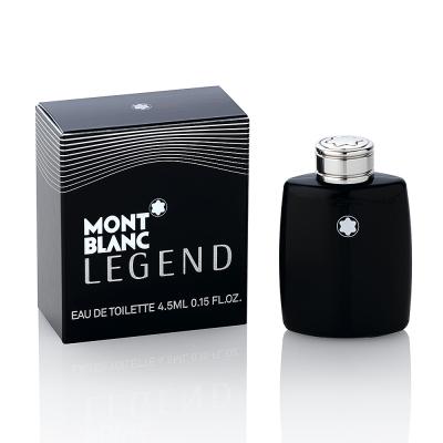 MONTBLANC 傳奇經典男性淡香水迷你瓶4.5ml
