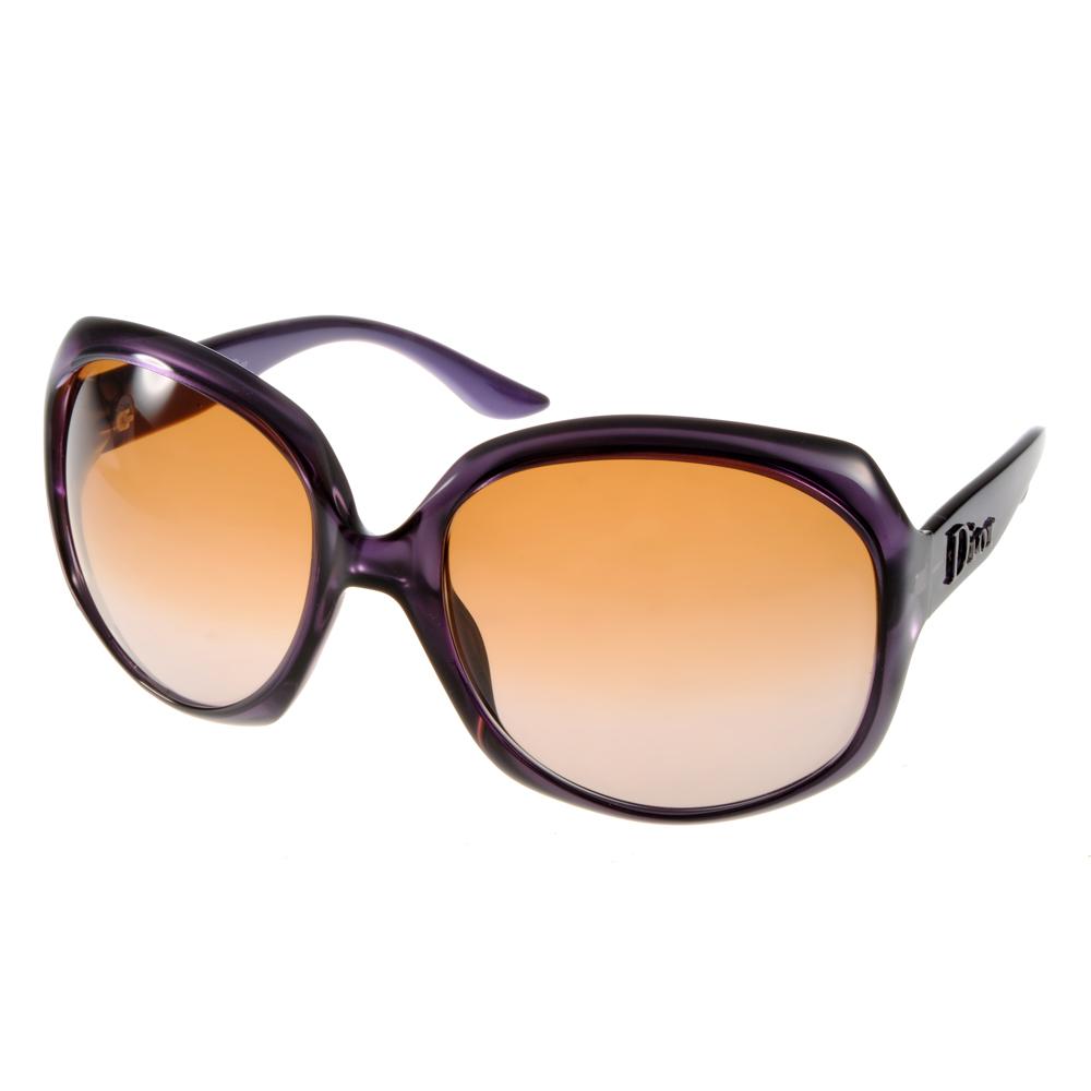 DIOR太陽眼鏡經典GLOSSY1大框共兩色